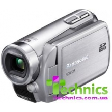 Видеокамера PANASONIC SDR-S15EE-S