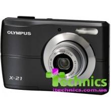 Цифровой фотоаппарат OLYMPUS X-21 Cosmic Black