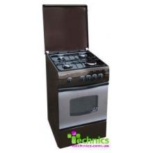 Плита GRETA 1470-0016 коричневая