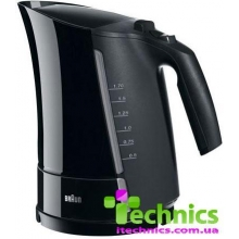 Чайник BRAUN WK 300 Black
