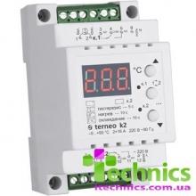 Терморегуляторы (термостаты) terneo K2
