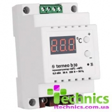 Терморегуляторы (термостаты) terneo B30