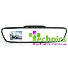 Видеорегистратор SpeedSpirit G300 Mirror-BT